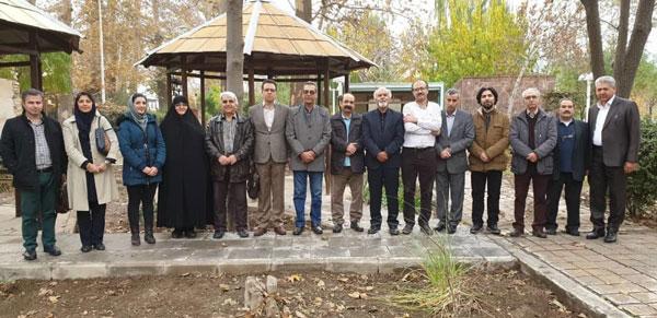 برگزاری مجمع انجمن خوشنویسان کرج