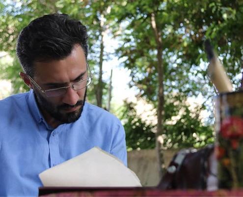 اساتید انجمن | سعید توسلی